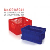 ลังพลาสติก NO021-8241